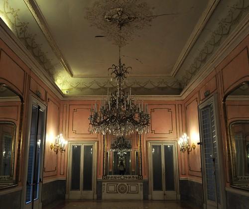 Villa Pignatelli, 1826, Chiaia, Naples, Campanie, Italie.