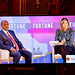 """<p><a href=""""https://www.flickr.com/people/fortuneglobalforum/"""">fortuneglobalforum</a> posted a photo:</p>  <p><a href=""""https://www.flickr.com/photos/fortuneglobalforum/49090536631/"""" title=""""FORTUNE GLOBAL FORUM 2019""""><img src=""""https://live.staticflickr.com/65535/49090536631_d3a32e1e18_m.jpg"""" width=""""240"""" height=""""160"""" alt=""""FORTUNE GLOBAL FORUM 2019"""" /></a></p>  <p>FORTUNE GLOBAL FORUM 2019<br /> 18-19th November 2019 <br /> Paris, France<br /> <br /> Since 1995, the FORTUNE Global Forum has been hosted by the editors of Fortune in great cities on the dynamic frontiers of global business. The Forum creates a valuable opportunity for the CEOs of the world's biggest multinational companies and economic leaders to actively engage in discussions and potentially on a common roadmap. With the role of multinational business and economic policy at a crossroads, the best companies are reinventing both mission and manner and turning challenges into renewal and growth.<br /> <br /> Our theme is Action 2020: Reinventing for a New Decade. You will gain timely insight into the most important matters facing global industry through in-depth interviews and highly interactive sessions.<br /> <br /> Our agenda will include topics such as:<br /> <br /> • Navigating the dramatic power shifts across financial markets, trade, and politics<br /> • Hot-button issues impacting business and the economy in the coming decade<br /> • How CEOs can approach challenges including technological disruption, shifting government policies, and volatile markets<br /> • Firing up Europe's economic and competitive engine<br /> • New channels for clean energy and greater environmental stewardship<br /> • Winning the talent battle by dedicating resources to education and re-skilling<br /> • Pressing technology issues such as cyber security, A.I., and automation<br /> <br /> Photograph by Stuart Isett for Fortune</p>"""