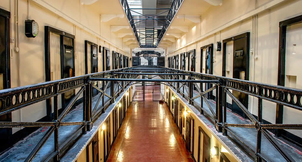 Foto met dank aan Crumlin Road Gaol | Mooistestedentrips.nl