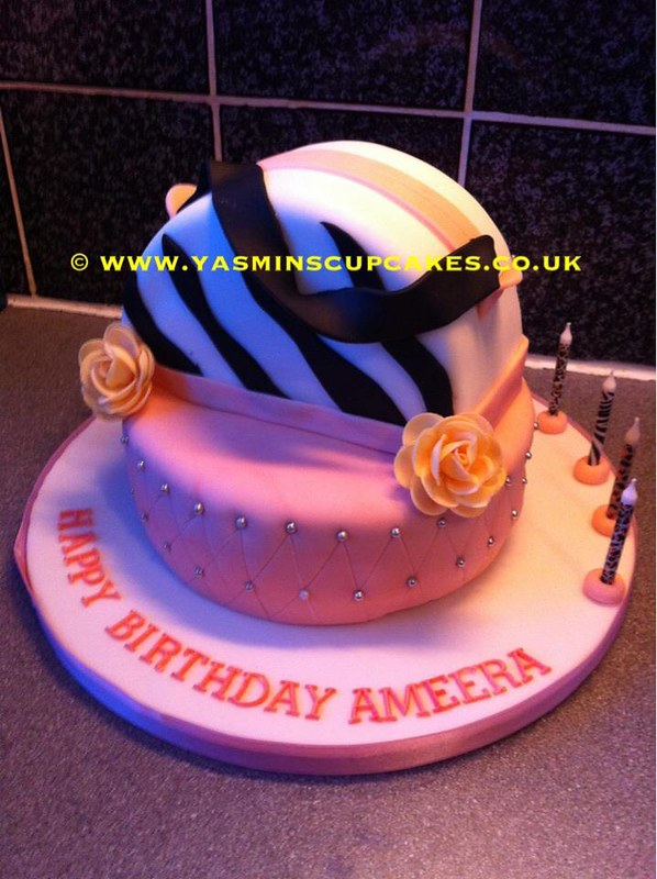 Purse Cake by Yasmin's Cupcakes