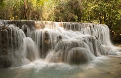 KuangSi Waterfalls - Luang Prabang - Laos