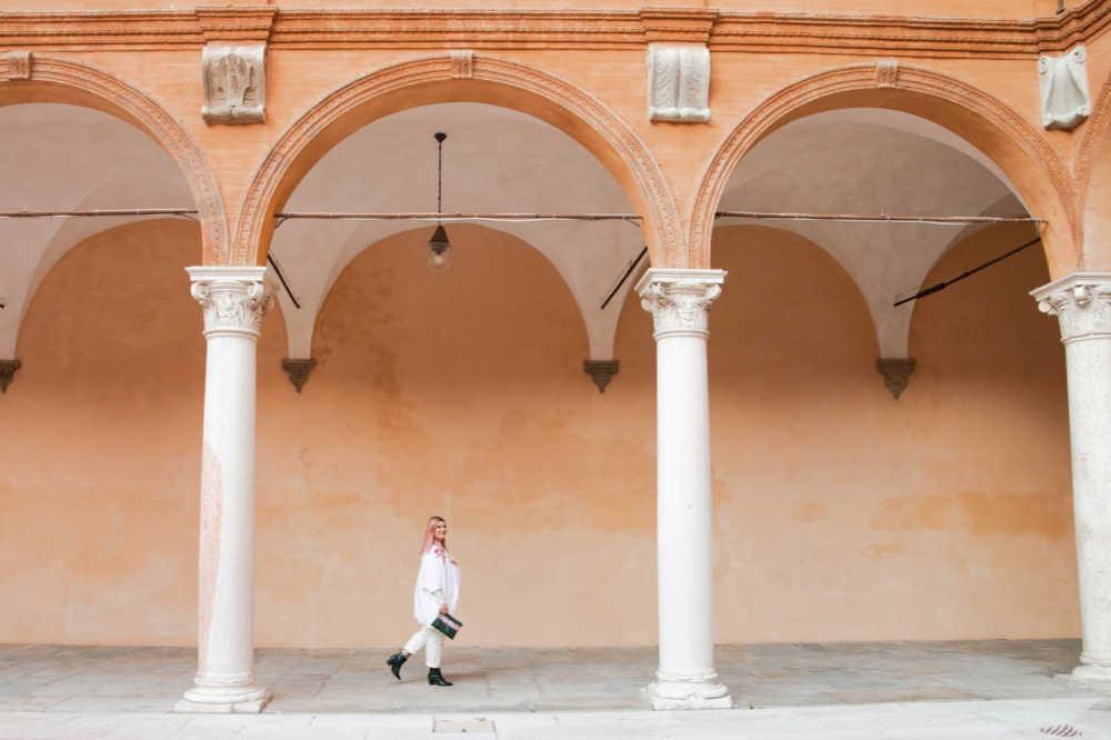 Outfit bianco curvy plus size visione Italia (8)
