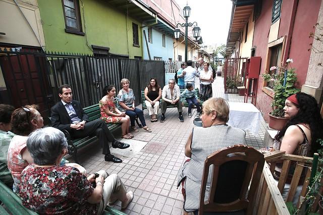 #EnTerreno : Conversatorio Comité Claudio Gay