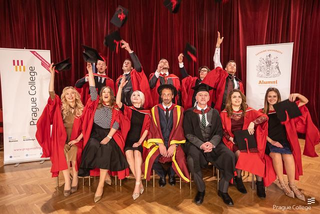 Graduation Ceremony 2019 (album A)