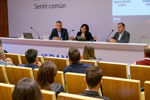 Presentación do Capítulo Galego da Asociación Española para o Fomento da Seguridade da Información ISMS Forum