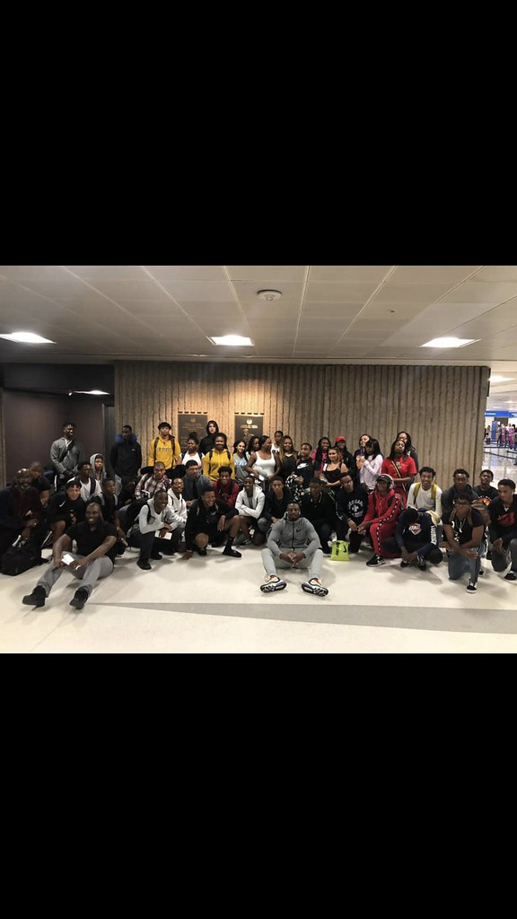 HBCU Tour 2019 - Project Alpha