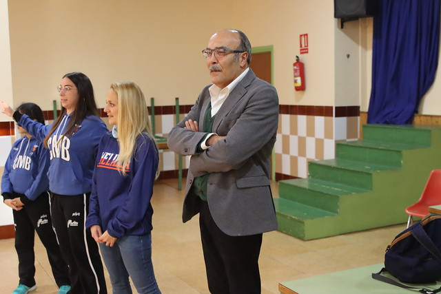 SOCIAL | Grupo de Acosport del Club Melilla Baloncesto