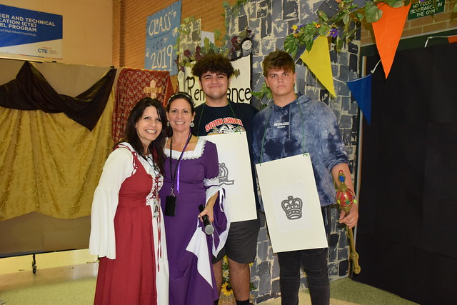 WFHS Third Annual Renaissance Faire 2019