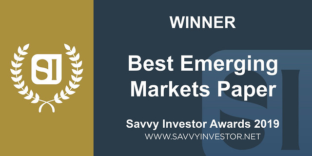 Savvy Investor Awards 2018