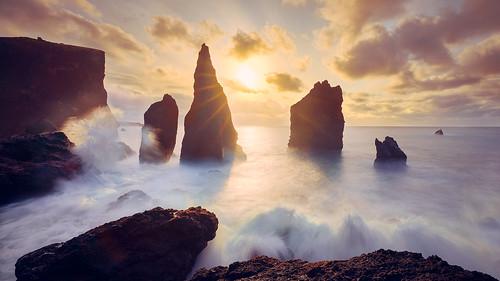 Reykjanes Rocks