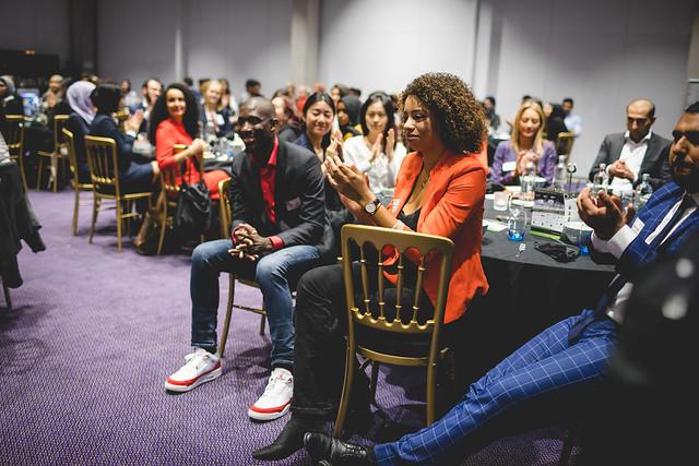 Young Global People - Diversitydinner 2019