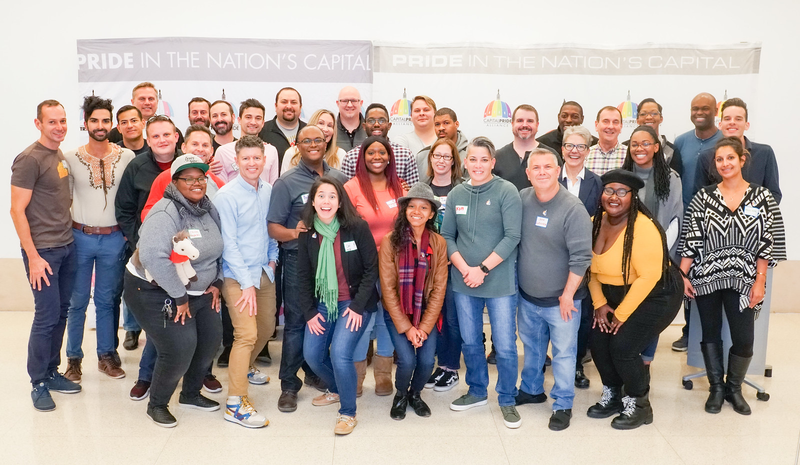 2019.11.16 Capital Pride Alliance Retreat, Washington, DC USA  320 94103