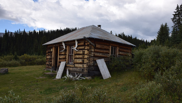 Mile 58 Forestry Cabin