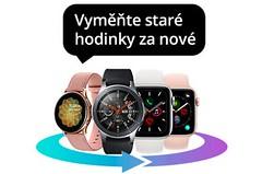 Mobil Pohotovost rozšiřuje výkup hodinek o značku Apple