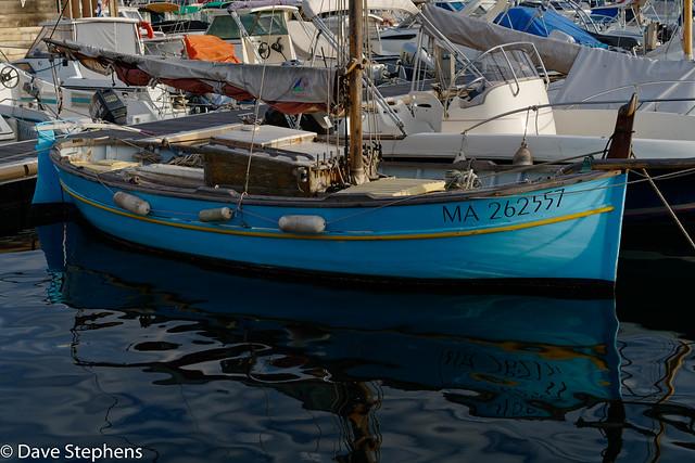 Blue Boat - Marseille, France