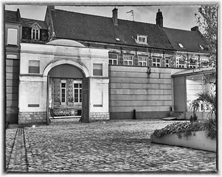 Cambrai, sortie du Musée