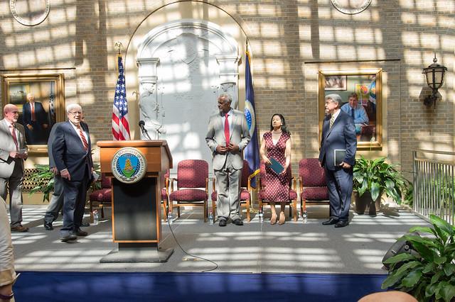 2018 Laureate Announcement Ceremony