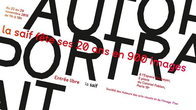 Saif / Autoportrait 20ans