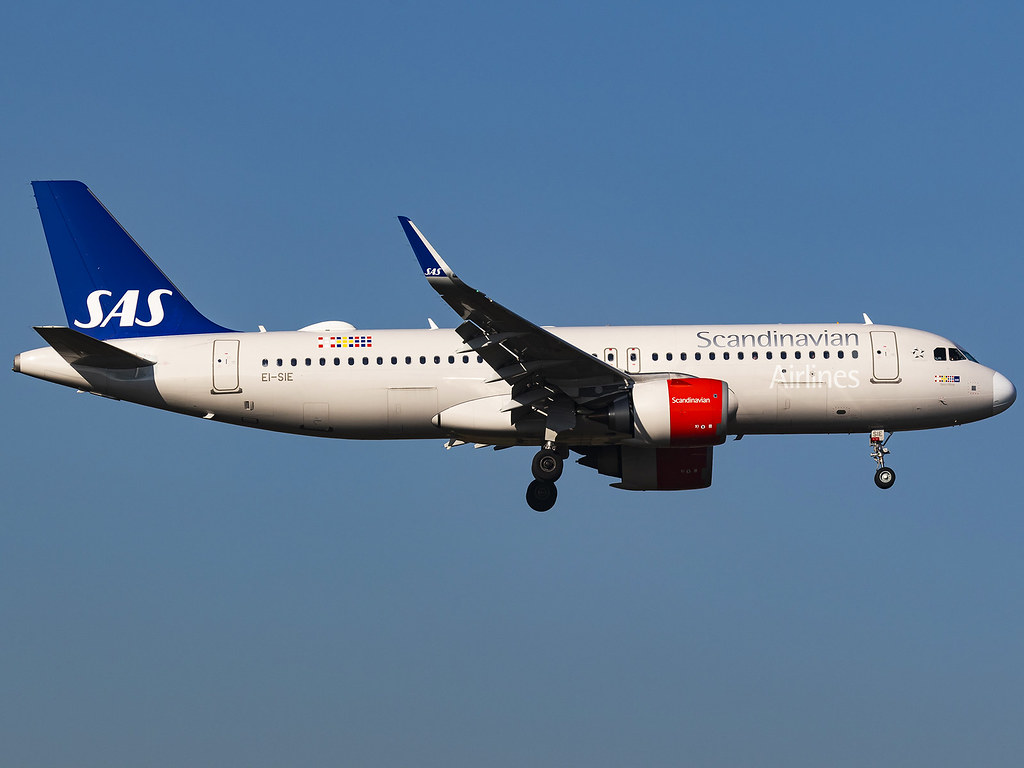 Scandinavian Airlines Ireland | Airbus A320-251N | EI-SIE