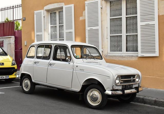 1970 Renault 4