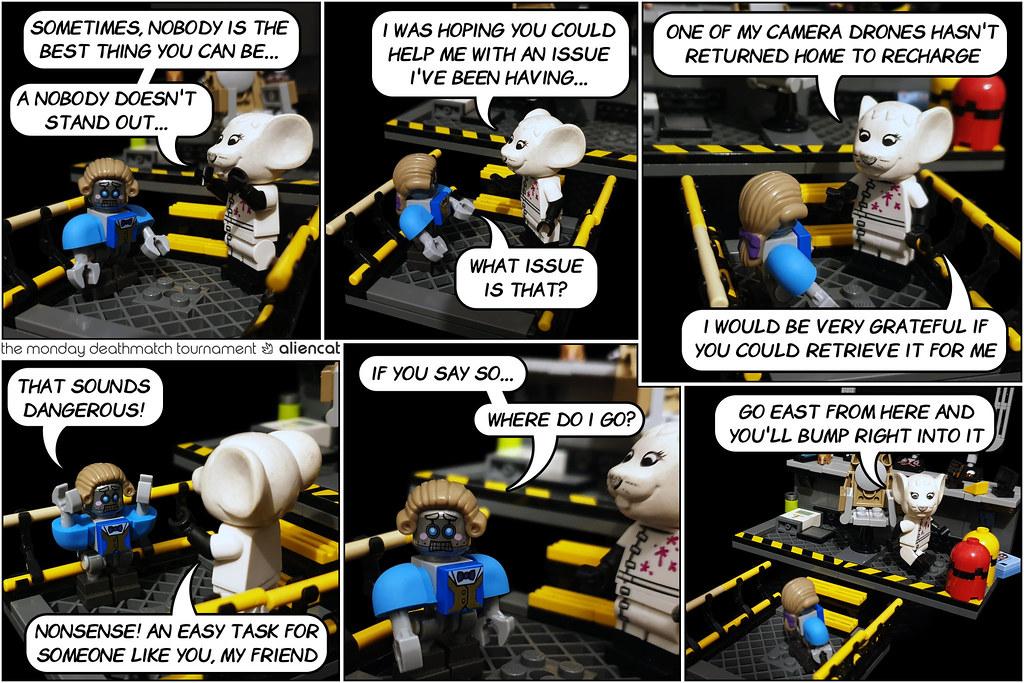 The Monday Deathmatch Tournament - Page 89