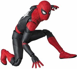 MAFEX《蜘蛛人:離家日》蜘蛛人 升級戰衣 マフェックス No.113 SPIDER-MAN Upgraded Suit