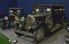 1926 Voisin C3 L  Queen Mary