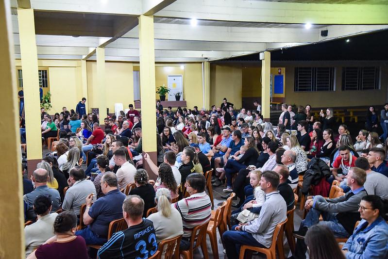 Startup Teens no Colégio Estadual Cônego Afonso Scherer