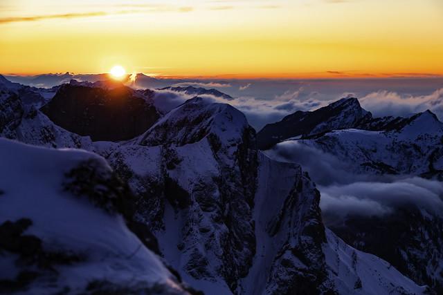 Pilatus - Obwalden/Nidwalden - Schweiz