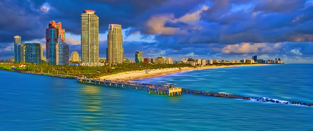 South Beach, Miami Beach, Miami-Dade County, Florida, USA