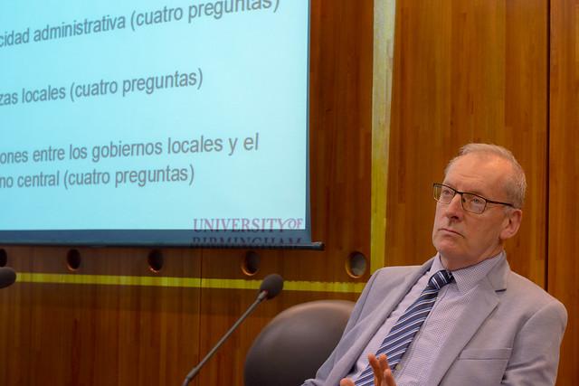La autonomía local en Iberoamérica y Uruguay