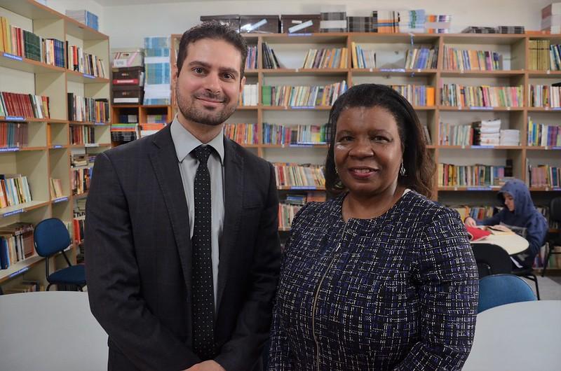 PEPA: CEF 104 Norte recebe visita da Embaixada da Jamaica