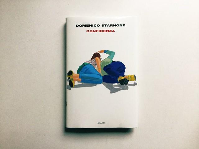 Domenico Starnone, Confidenza, Cover by nerosunero