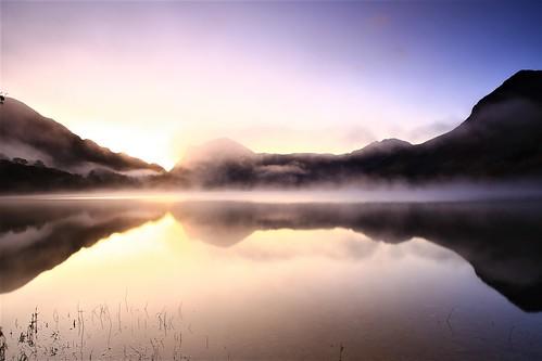 tranquilscene mist cloud mountains buttermere lakedistrictcanonlee filters