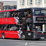 Plymouth Citybus 552 WA17 FSX