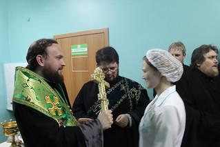 19.11.2019 | Освящение мед. центра