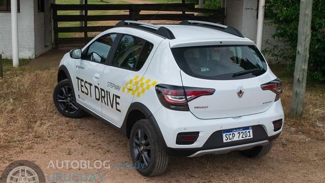 Contacto Renault Stepway Intens 1.6 CVT