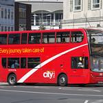 Plymouth Citybus 463 LX06 EZP