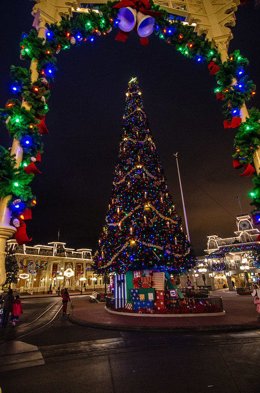 Christmas tree MK