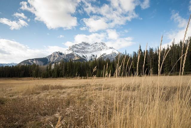 Around Banff Alberta