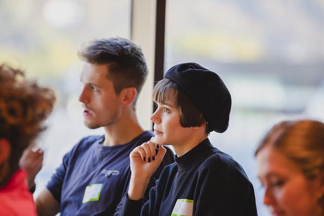 CreativeMornings/Innsbruck / Tobias Zetzsche