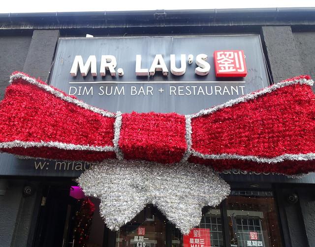 Mr Lau's in Warrington