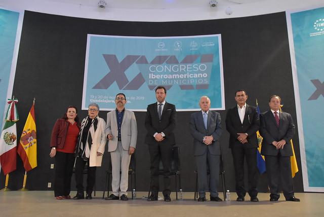 Congreso Iberoamericano de Municipios Guadalajara 2019