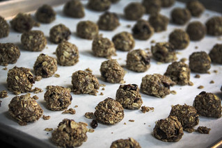 Ag Business 2019F - Mustang Spheres Granola Balls | by Nelson Farms