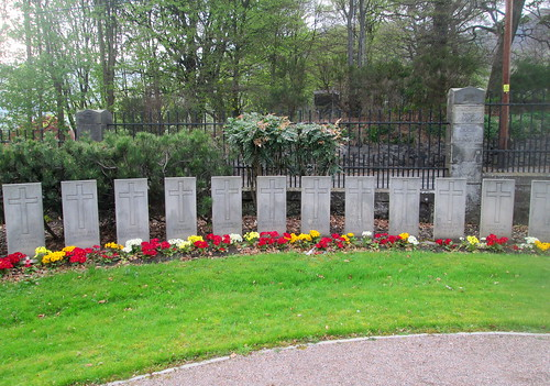 World War 2 Memorial Stones, Tillicoultry