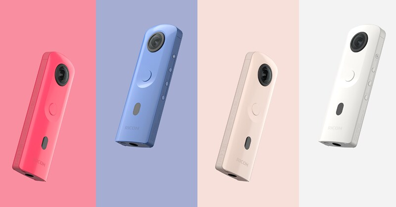 RICOH THETA SC2 announced!