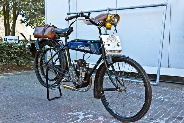Motobécane  MB1 1924 (2201)