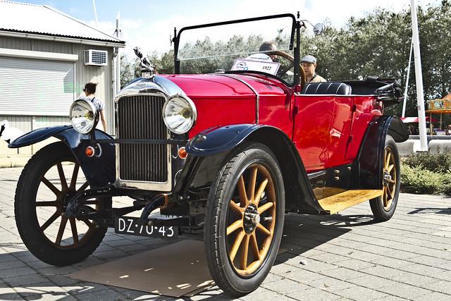 Peugeot 163 Cabriolet 1922 (7902)