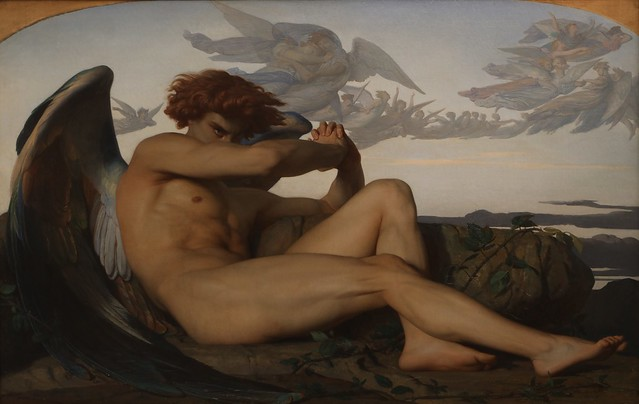L'Ange déchu (1847)