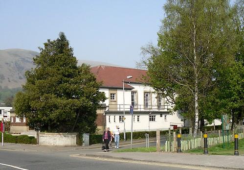 Side of Devonvale Hall, Tillicoultry